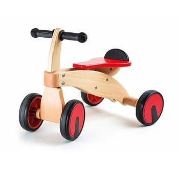 Motocicletă din lemn pentru copii Legler Red Racer imagine