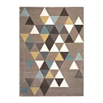 Covor Universal Triangles, 140 x 200 cm imagine
