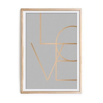 Tablou Velvet Atelier Love, 60 x 40 cm bonami.ro