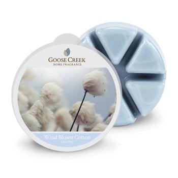 Ceară parfumată pentru lampă aromaterapie Goose Creek Wind Blown Cotton, 65 ore de ardere bonami.ro