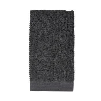 Prosop Zone Nova Classic, 100 x 50 cm, negru poza bonami.ro