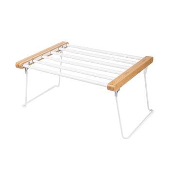 Raft pliabil și ajustabil pentru șifonier Compactor Extendable Shelf Rack bonami.ro
