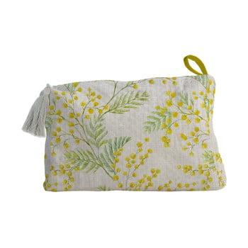Geantă cosmetică Linen Couture Mimosa, lățime 50 cm poza bonami.ro