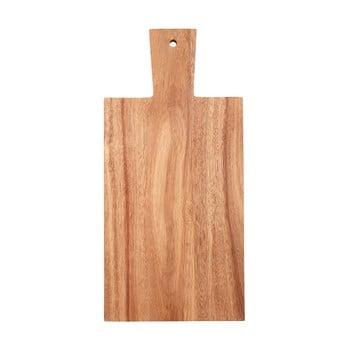 Tocător din lemn de salcâm Premier Housewares, 37 x 18 cm bonami.ro