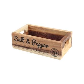 Suport din lemn pentru sare și piper T&G Woodware Glorious bonami.ro