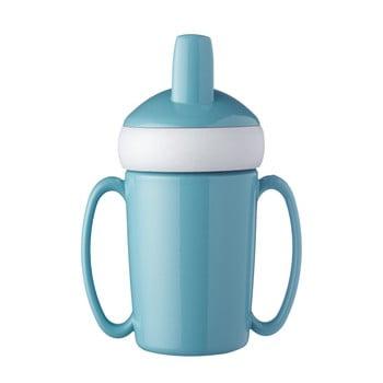 Sticlă pentru copii Rosti Mepal Trainer Mug, albastru deschis bonami.ro
