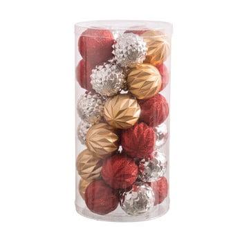 Set 30 decorațiuni de Crăciun Unimasa Balls bonami.ro