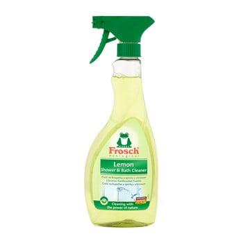 Detergent ecologic pentru baie cu acid citric FROSCH, 500 ml bonami.ro