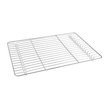 Suport metalic cu grilaj metalic Metaltex, 45 x 32 cm poza bonami.ro