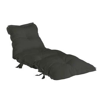 Futon extensibil adecvat pentru exterior Karup Design OUT™ Sit&Sleep Dark Grey, gri închis bonami.ro