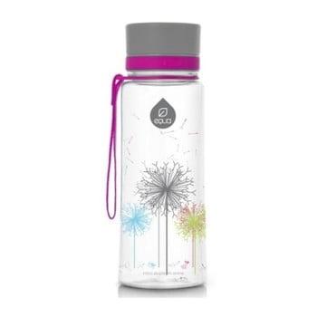 Sticlă din plastic reutilizabilă Equa Dandelion, 0,4 l poza bonami.ro