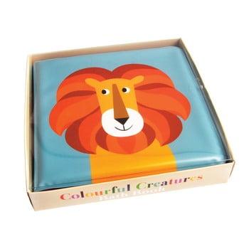 Carte de copii impermeabilă pentru baie cu model cu leu Rex London poza bonami.ro