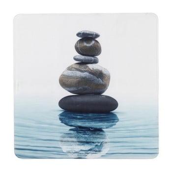 Covor baie anti-alunecare Wenko Senia Balance, 54x54cm bonami.ro