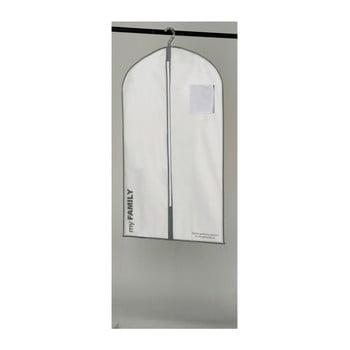 Husă pentru îmbrăcăminte Compactor Suit Bag White, alb bonami.ro