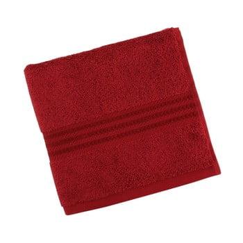Prosop din bumbac Rainbow Red, 50 x 90 cm, roșu poza bonami.ro