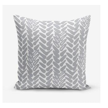 Față de pernă cu amestec din bumbac Minimalist Cushion Covers Metrica, 45 x 45 cm bonami.ro