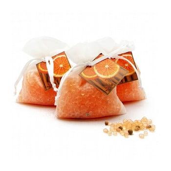 Săculeț parfumat din organza cu aromă de portocale și scorțișoară Ego Dekor Organza Naranja y Canela poza bonami.ro