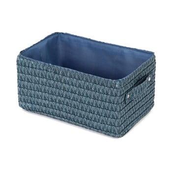 Coșuleț de depozitare Compactor Lilou Blue, albastru poza bonami.ro