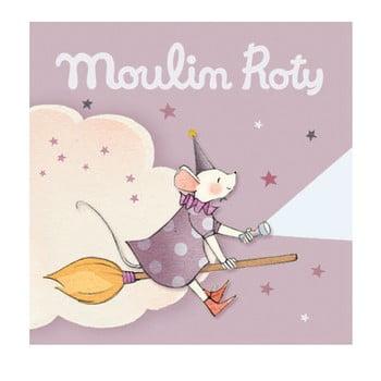 """Discuri de proiecție cu povești Moulin Roty """"Șoricelul magic"""" bonami.ro"""