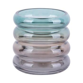 Vază mică din sticlă PT Living Rings, înălțime 12,5 cm bonami.ro