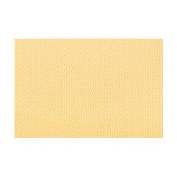 Șervet decorativ Tiseco Home Studio Triangle, 45 x 30 cm, galben poza bonami.ro