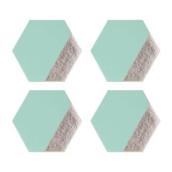 Set 4 suporturi pentru pahare Premier Housewares bonami.ro