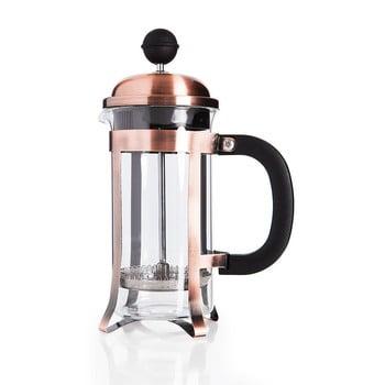 French Press pentru ceai și cafea Taşev Watson, 350 ml, arămiu închis bonami.ro