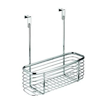 Coșuleț metalic pentru ușă iDesign Axis Basket bonami.ro