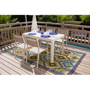 Set masă dining și 4 scaune pentru grădină Ezeis Calypso imagine
