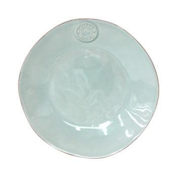 Farfurie din gresie ceramică pentru desert Costa Nova Blue, ⌀ 21 cm, turcoaz bonami.ro