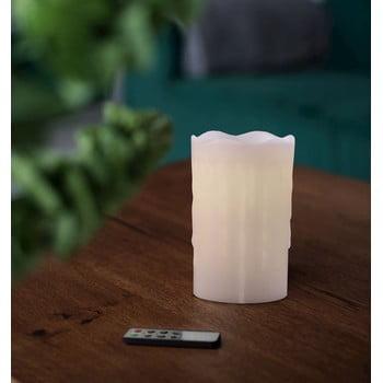 Lumânare cu LED și telecomandă DecoKing Subtle Sweet, înălțime 12,5 cm bonami.ro