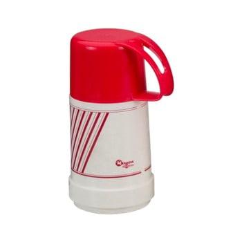 Termos vacuum cu cană Metaltex Flask, 250 ml poza bonami.ro