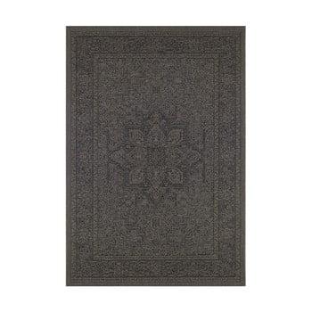 Covor de exterior Bougari Anjara, 200 x 290 cm, bej - negru