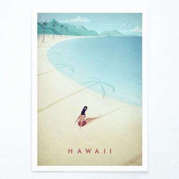 Poster Travelposter Hawaii, A2 bonami.ro