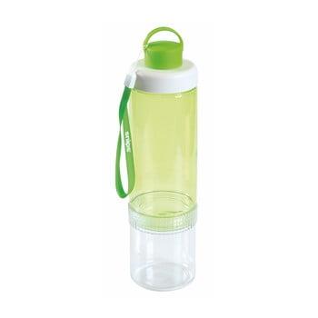 Sticlă de apă Snips Eat&Drink, 750 ml, verde poza bonami.ro
