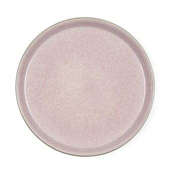 Farfurie adâncă din ceramică Bitz Mensa, diametru 27 cm, roz pudră bonami.ro