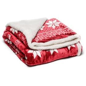 Pături și pleduri pentru Crăciun